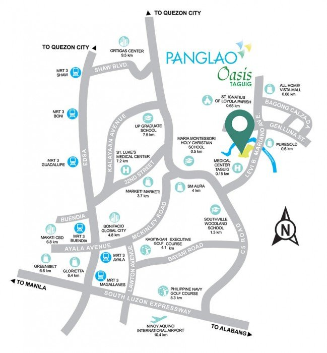 main-Aspire-by-Filinvest-Panglao-Oasis-map